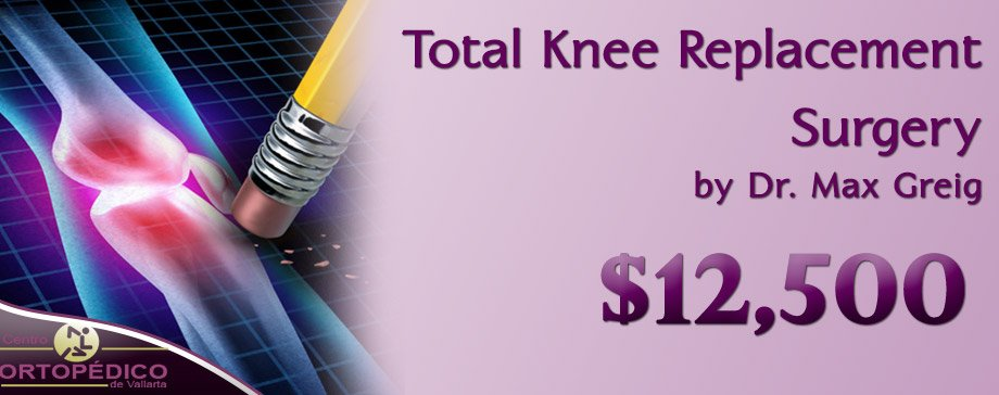 Total Knee Replacement in Mexico