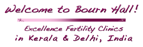 welcome to bourn hall best ive clinic in india