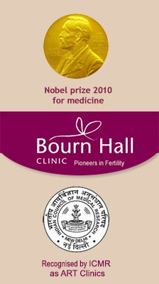 nobel prize winning medicine bourn hall fertility clinic