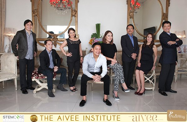 Aivee Institute Anti aging specialists in Manila, Philippines