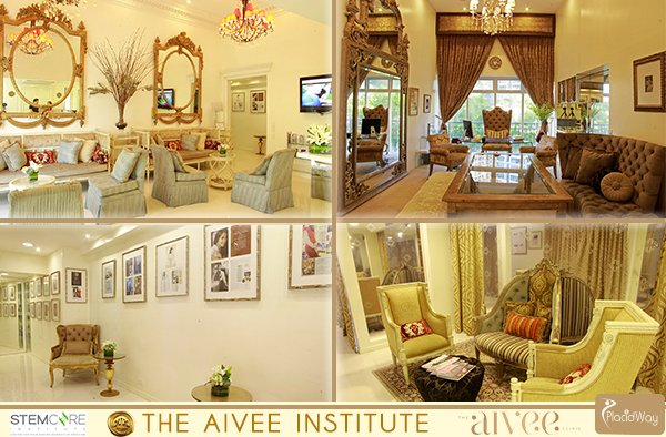 Aivee Institute luxury cosmetic surgery in Manila Philippines facility tour