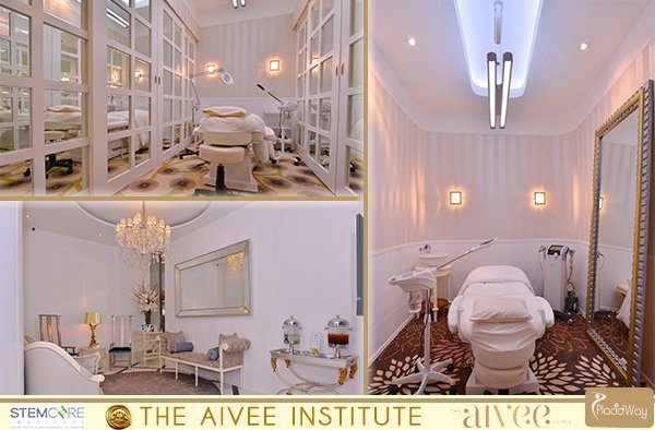 Aivee Institute luxury cosmetic surgery in Manila Philippines facility tour2