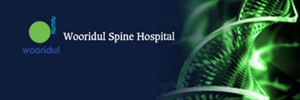 Wooridul Hospital Spine Surgery South Korea