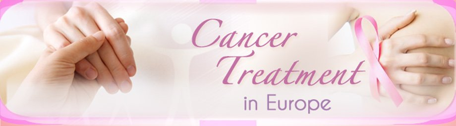Cancer Treatment In Europe banner