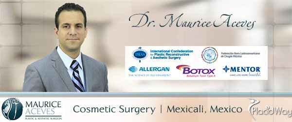 dr maurice aceves plastic and aesthetic surgeon mexico cosmetic surgery mexicali doctor image