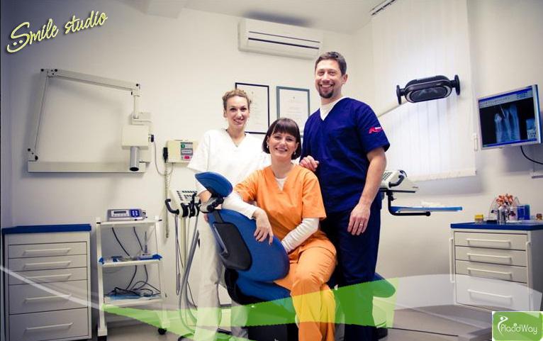 Dental Veneers Croatia