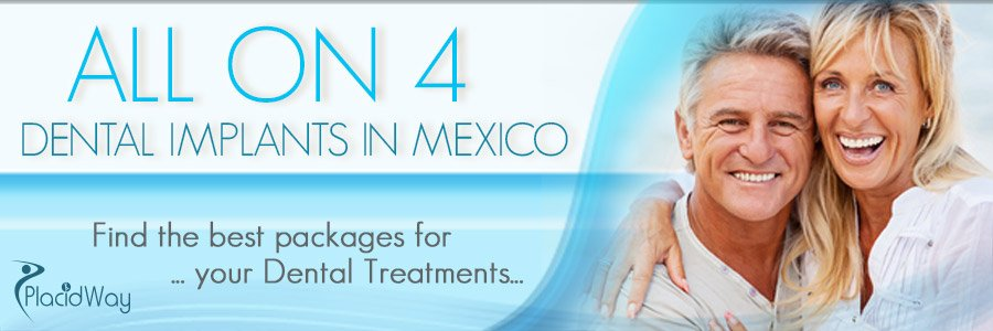 All on 4 Dental Implants In Mexico - Latin America Dental Tourism