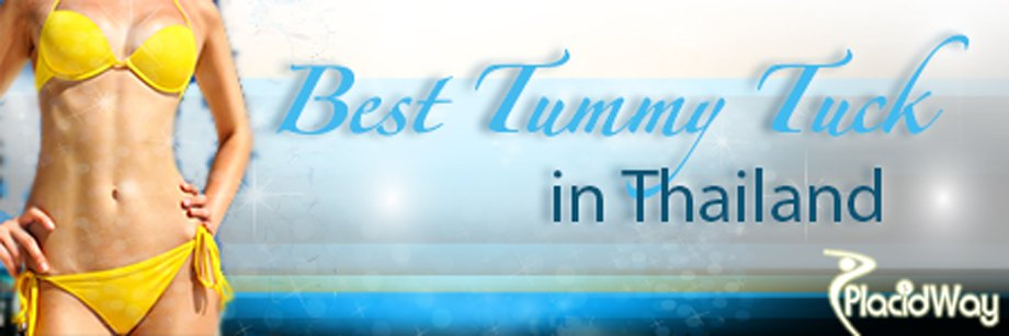 Best Tummy Tuck Surgery In Thailand image