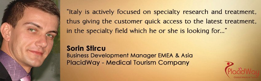 italy medical tourism health travel hotspot sorin stircu placidway emea business quote