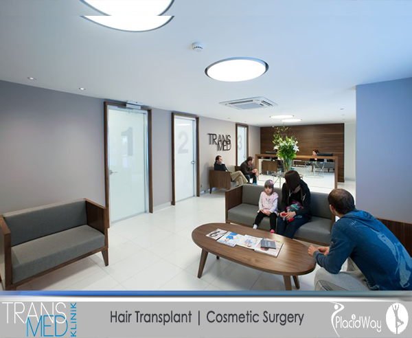transmed hair transplant hospital istanbul turkey cosmetic surgery clinic image