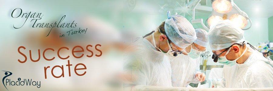 Organ Transplant Success Rate in Turkey - Medical Tourism