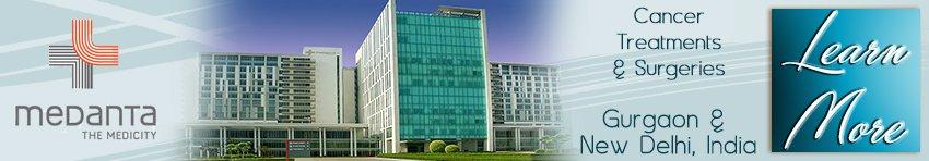 lung cancer treatment surgery hospital in india gurgaon medanta