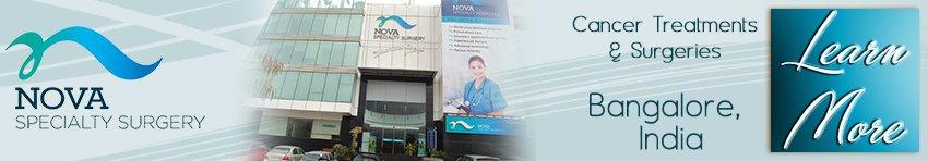 lung cancer treatment surgery hospital in india bangalore nova