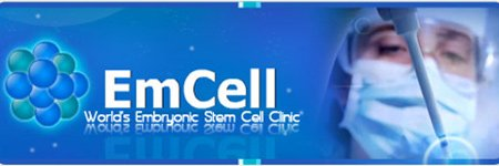 Stem Cell Therapy for Spinocerebellar Ataxia at EmCell Kiev, Ukraine banner