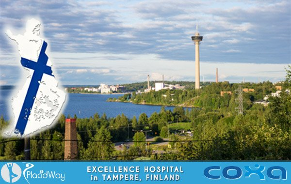 coxa joint replacement hospital in finland tampere image