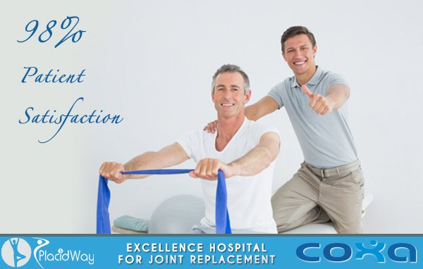 coxa joint replacement hospital in finland tampere patient image