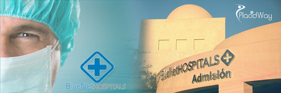 Knee Replacement at Blue Net Hospital - Knee Surgery in Mexico-price-image