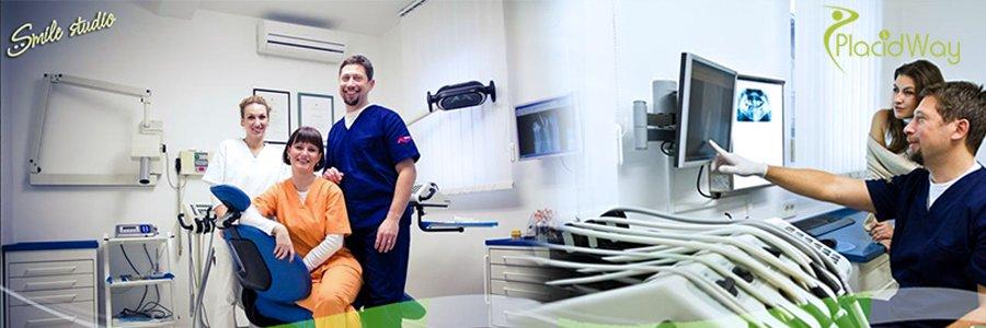 Best Dental Bridges at Smile Studio in Croatia Highly Trained Medical Staff banner image