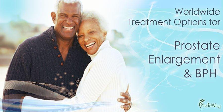 Prostate Enlargement and Benign Prostatic Hyperplasia Treatments Worldwide