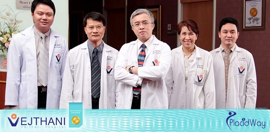Vejthani Hospital International Medical Care in Thailand