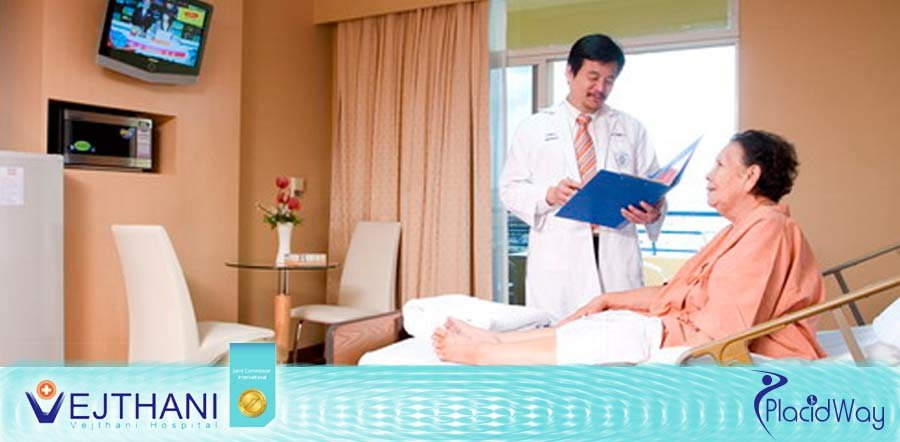 Vejthani Hospital Thailand - Special Patient Care
