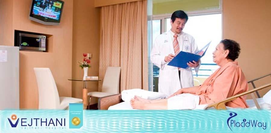 Vejthani Hospital Thailand - Special Patient Care
