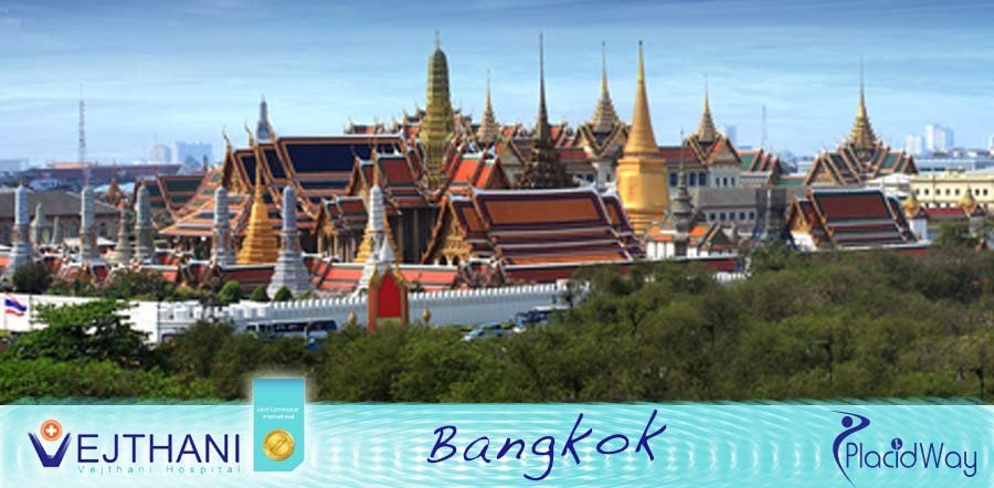 Hotels Nearby Vejthani Hospital in Bangkok