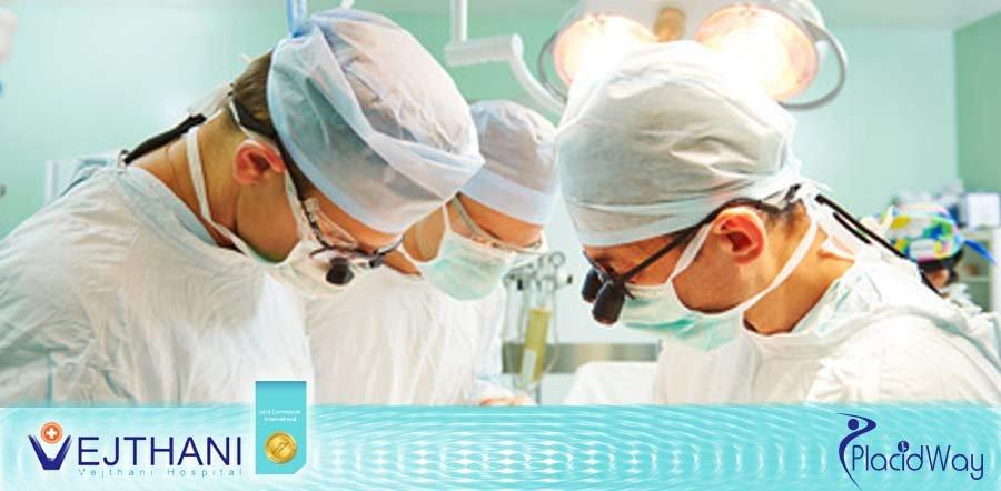 Neurosurgery Clinic at Vejthani Hospital