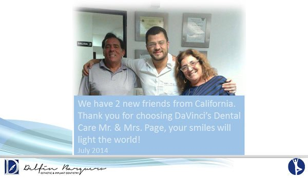 Dental Care in Costa Rica Patient Testimonial
