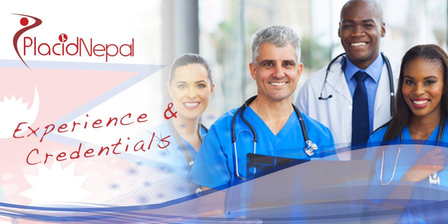 Placid Nepal Medical Tourism Doctors Experience and Credentials