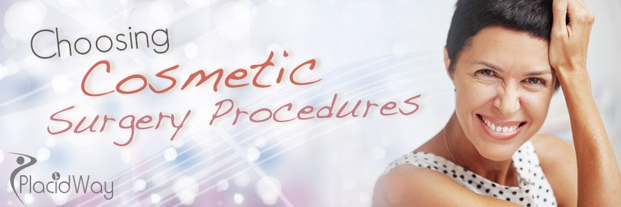Choosing Plastic Surgery Procedures - Latin America