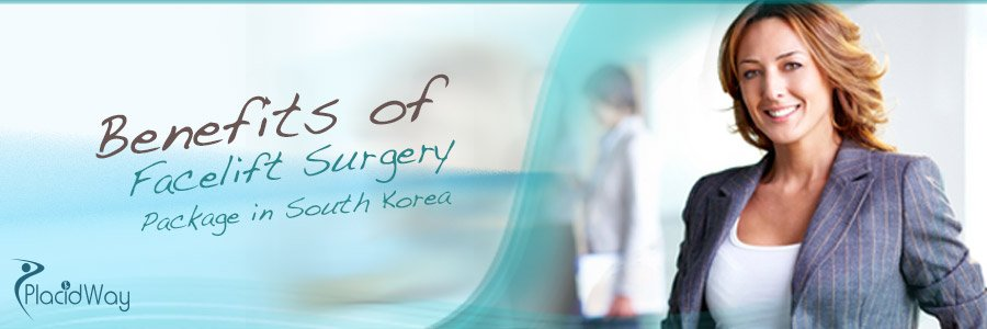 Benefits of Facelift Surgery in South Korea Medical Tourism
