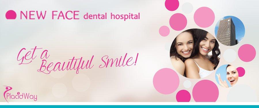 New Face Dental Hospital - Dentistry in Seoul, South Korea