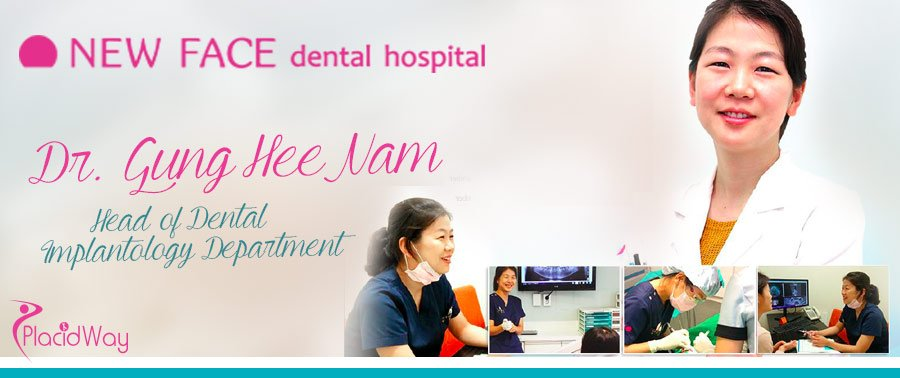 Dr. Gung Hee Nam Dental Implants Seoul South Korea