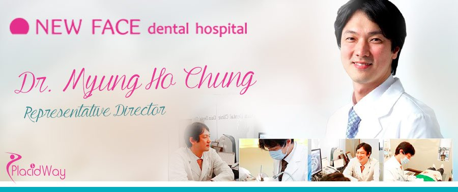 Dr. Myung Ho Chung - Dentistry Clinic South Korea