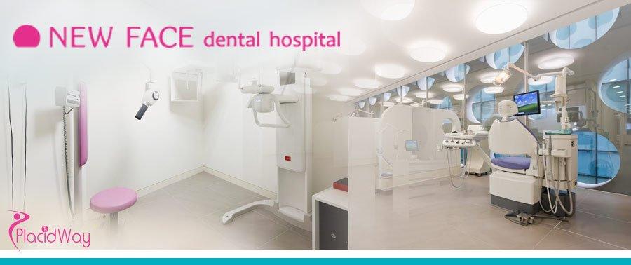 Dental Care Clinic Facilities in Seoul, South Korea