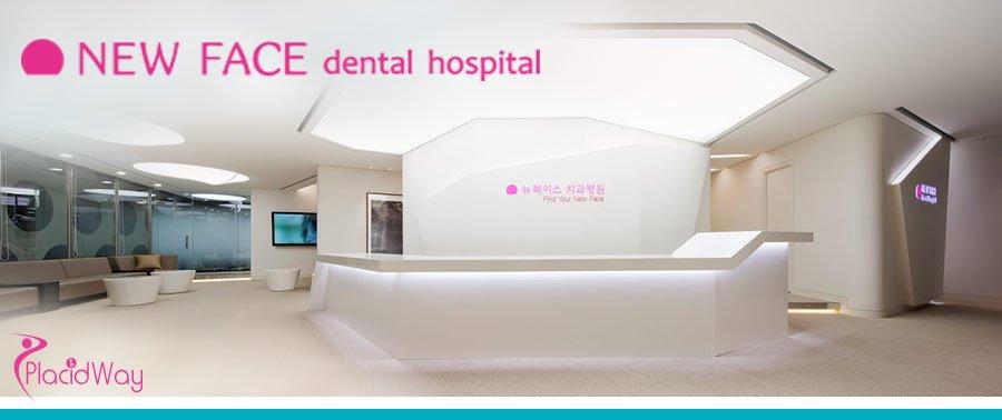 New Face Modern Dental Hospital  South Korea