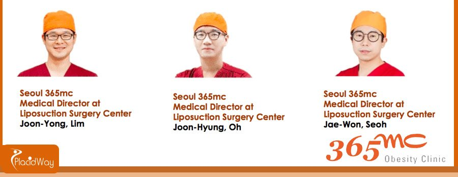 Medical Team - Obesity - Liposuction Surgery Center - South Korea