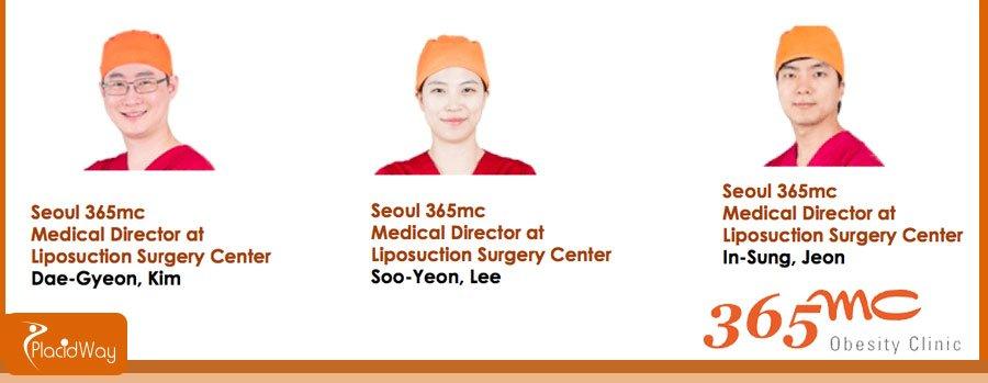 Medical Doctors - Liposuction Surgery Center - South Korea