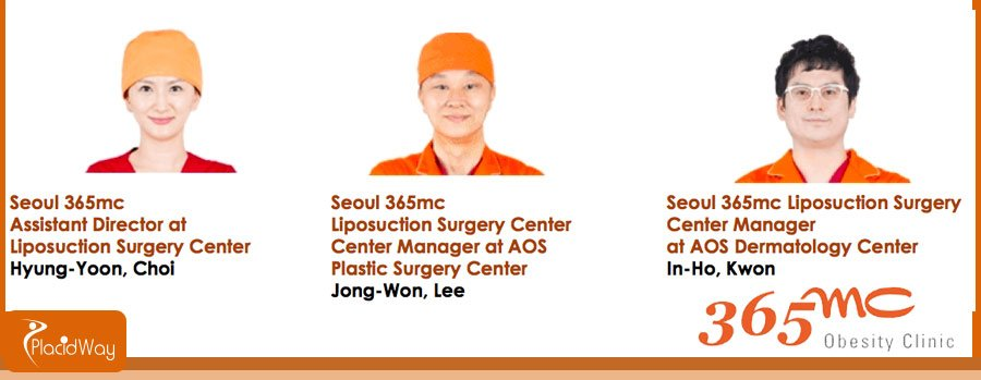 Qualified Team - 365mc -  Obesity Center - South Korea