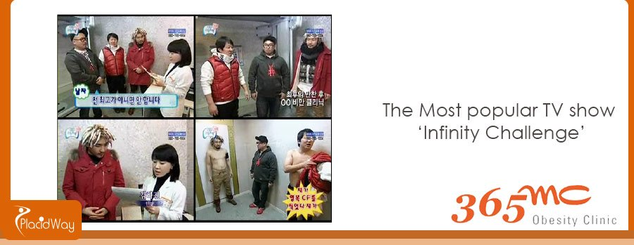 365mc - The Most popular TV show  ?Infinity Challenge?