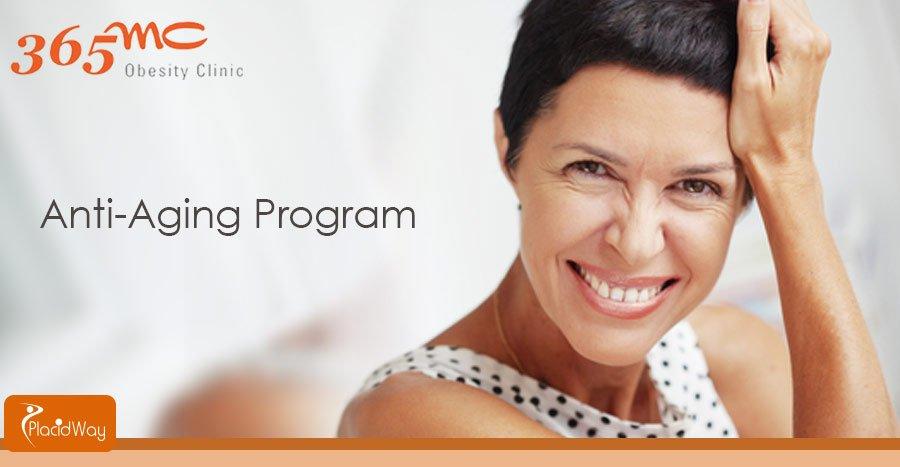 Anti-Aging Program - 365mc Obesity Clinic - South Korea