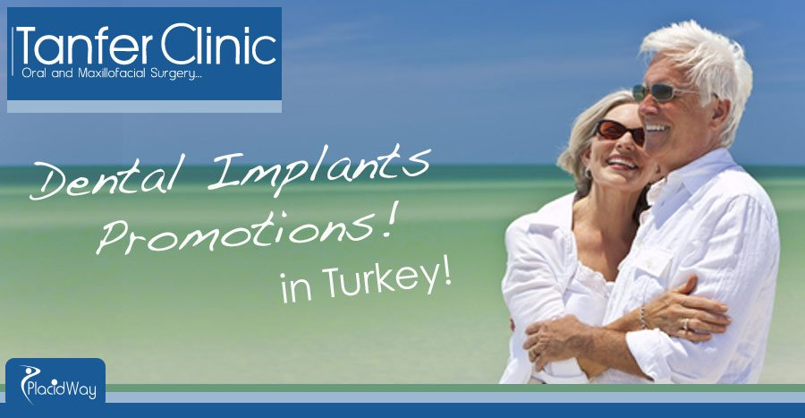 Dental Implant Promotion Tanfer Clinic in Istanbul, Turkey