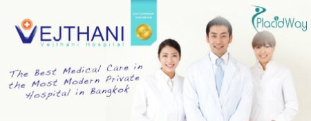 Best Hair Transplantation in Thailand at Vejthani Hospital in Bangkok, Thailand banner