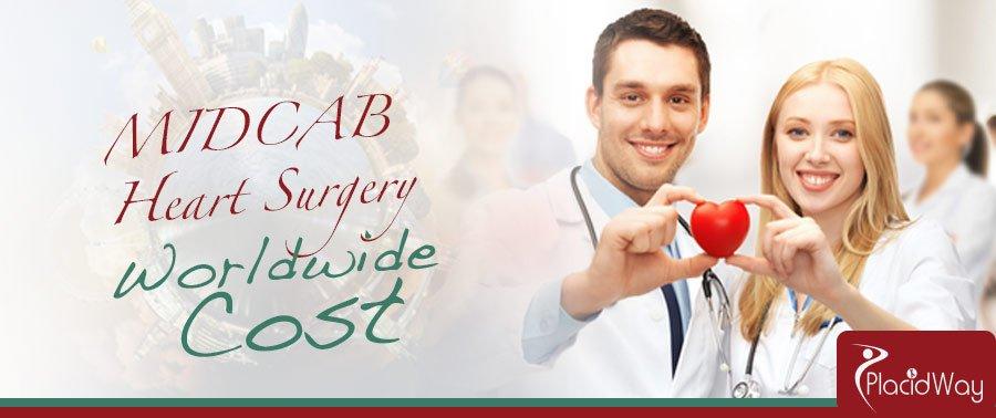 MIDCAB - Heart Surgery - Worldwide Cost