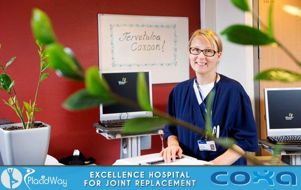 Coxa Hospital Joint Replacement - Finland