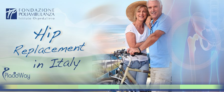 Affordable Hip Replacement - Poliambulanza Hospital - Italy