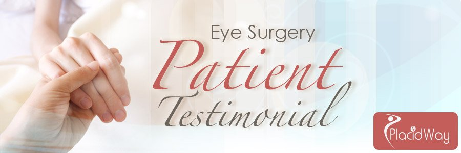 Patient Review, Eye Surgery Istanbul, Turkey