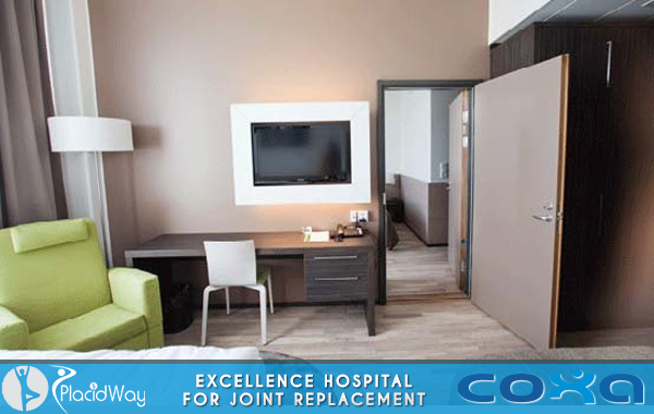 Patient Hotel Coxa Joint Replacement Hospital Finland