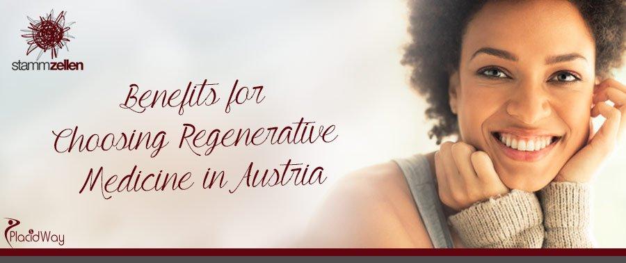 Regenerative  Medicine - Stem Cell -  Austria